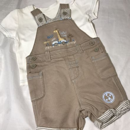 0-3 Months Boys Summer Set
